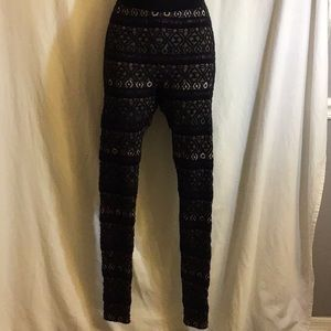 Free People Urban Outfitters Stretch/Legging Pants